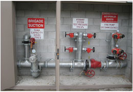 Hydrants and Hose Reels