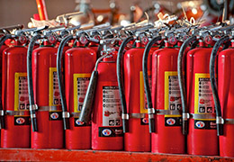 Fire Protection Product - fire extinguishers