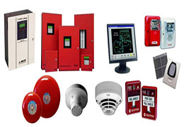 Fire Detectors and Alarm Systems